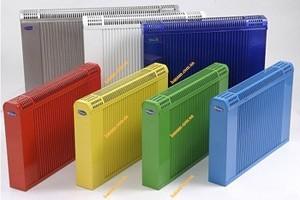 Особенности и преимущества алюминиевых радиаторов