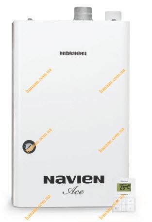 Настенный газовый котел Navien Ace-40K White. закрытая.  25 100.